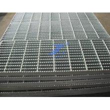 Galvanisiertes gezahntes Gitter für Contruction (Fabrik)