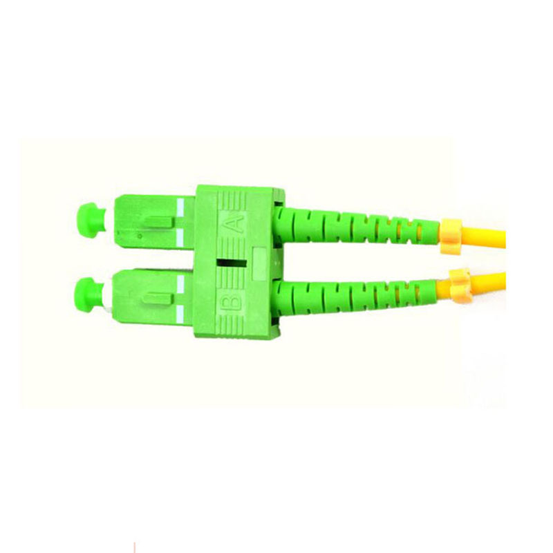 Duplex Sc Fiber Optic Connector
