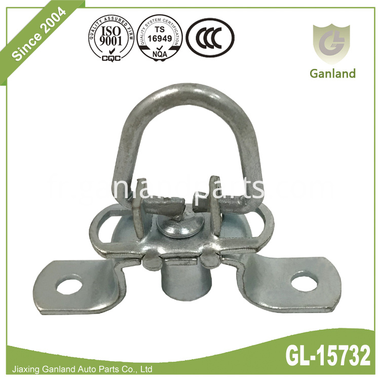 Zinc Plated Locking Ring GL-15732