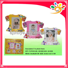 2013 baby photo frame toy nice photo frames photo frames heart shaped designs