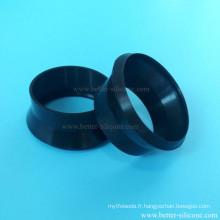 Douille de cylindre en caoutchouc de silicone sur mesure
