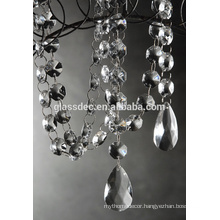 hanging crystal bead & crystal ornaments