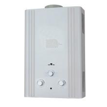 Элитный газовый водонагреватель с выключателем лето / зима (S17)