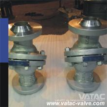 Disco basculante de acero fundido A216 Wcb Cl150 Wafer Swing Check Valve