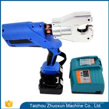 Chinesische manuelle Schraubstock-Zangenbatterie pflegte hydraulisches Quetschwerkzeug