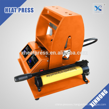 FJXHB5-N7 10tons hydraulic heat rosin press 2x4