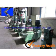 Machine de tréfilage d'alimentation d'usine