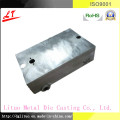 Aluminum Alloy Die Casting Switch Cover Used in LED Lighting and Machinery Device