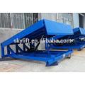 carga de niveladores de muelle hidráulicos manuales 10t