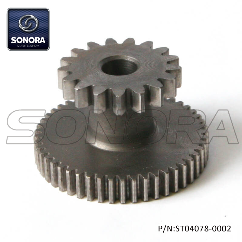 ST04078-0002 152QMI GY6 125 Reduction Gear