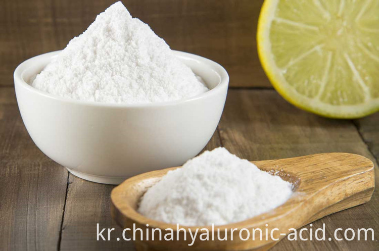 4 grades Hyaluronic acid HA powder