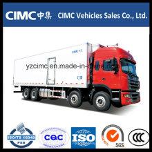 Camión congelador con congelador JAC 8X4