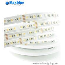 RGBW em uma iluminação flexível da tira do diodo emissor de luz com 84LEDs / M