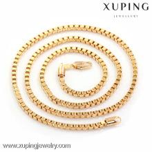 Joyería 40226-Xuping con alta calidad para el collar para hombre