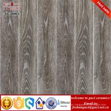 Nueva baldosa de cerámica de la mirada de madera del material de construcción 2017 para el diseño de la casa