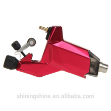 2016 NOUVEAU The Unique Aluminium shells tattoo machine rotative nouvelle qualité