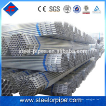 New things for selling dn50 hot dipped galvanized steel pipe