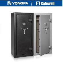 Serie R de Safewell lujo UL Gun seguro para empresa de seguridad