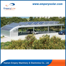 2015 hot selling Customized Design solar carport aluminum bracket