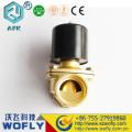 Válvula solenóide de 24V de ação direta de alta qualidade
