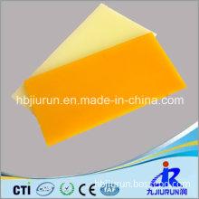 Non-Toxic PU Polyurethane Plastic Sheet for Sale