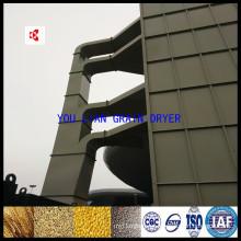 Máquina de secador de amendoim de fluxo misto