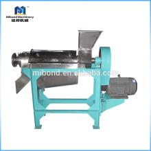 Extractor del Juicer de la fábrica de Juicing del espiral de la máquina del jugo de la verdura del precio bajo de China