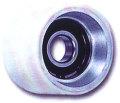 Rodillo de aluminio base, componentes de ascensor