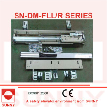 Fermator Porta de aterrissagem 2 Painéis Abertura lateral (SN-DM-FLL / R)