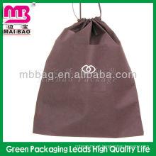 mini saco de cordão de algodão sacos de jóias de organza