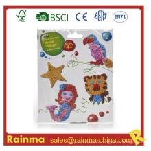 Tissue Collage DIY juguete para los niños