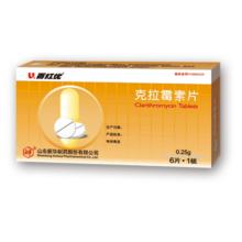 Clarithromycine pour les infections bactériennes du système respiratoire