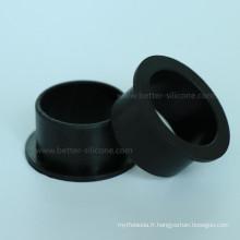 Douille adaptée aux besoins du client de caoutchouc de silicone de suspension de système de voiture de bride