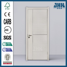 JHK Cheap MDF Interior Plastic Beautiful Sliding Door