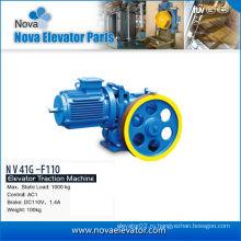 Тяговая машина Torin AC1 с подъемным механизмом NV41G-F110 для лифта