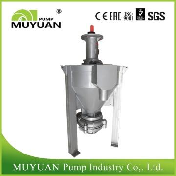 Gold Mine Refinery Flotation Vertical Slurry Foam Pump