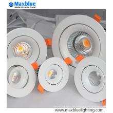AC220 / 240V 25W / 35W / 50W Dimmable LED Deckenleuchte mit RF Remote