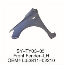 TOYOTA Corolla 2007-2012 Front Fender-L
