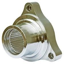 Aluminum brake hub