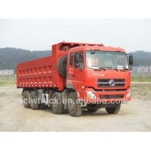 Fábrica dongfeng 8 * 4 camión volquete de China, camión volquete de 35 toneladas para la venta