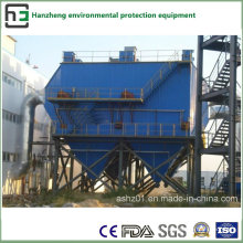 Amplio espacio de tratamiento de flujo de aire de horno de colector-frecuencia lateral electrostática