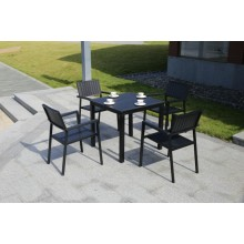 Anti-penuaan WPC Outdoor Furniture