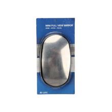 High Vis Traffic Warning Products Acrylic PMMA Mirror, Better Life Ventures Car Compact Hanging Mirror/