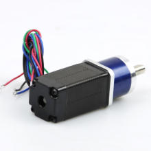 20mm Micro Stepper Motor with Reducer Ratio 107 High Torque 0.9n. M for Camera