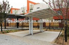 Polycarboante Germany Bayer material,carport used ,made in china carport.