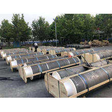 Performance-Stable arc furnace graphite electrode UHP 600mm