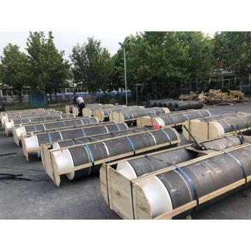 Высокопроизводительная дуговая печь с графитовым электродом UHP 600мм