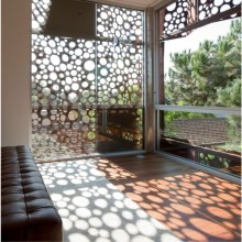Decorative Window Screen Panels