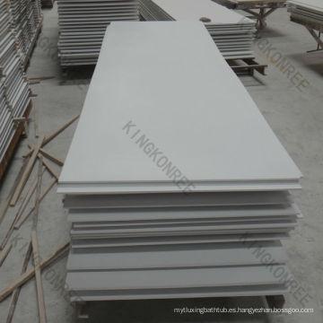 panel de resina compuesta, panel de resina acrílica, panel de superficie sólida acrílica