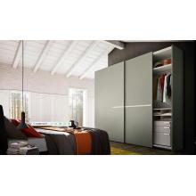 Indien Moderne modulare Melamin Holz Schlafzimmermöbel